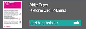 White Paper Telefonie wird IP-Dienst