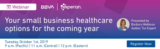 Come to our small business health care webinar for competitive options