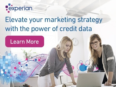 Elevate your marketing strategy with the power of credit data