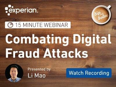 Combating Digital Fraud Attacks