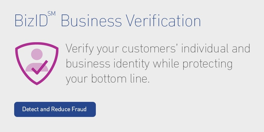 Detect and Reduce Fraud