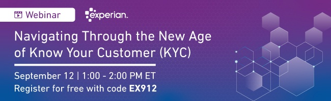 Webinar Navigating Through the New Age of KYC