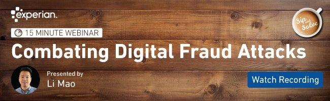 Combating Digital Fraud Attacks - Sip and Solve