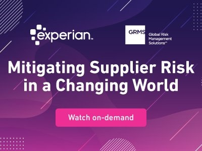 Mitigating Supplier Risk in a Changing World