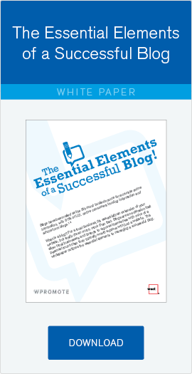 The Essential Elements of a Successful Blog Whitepaper