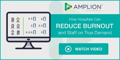 Video: How Hospitals Can Reduce Burnout and Staff on True Demand