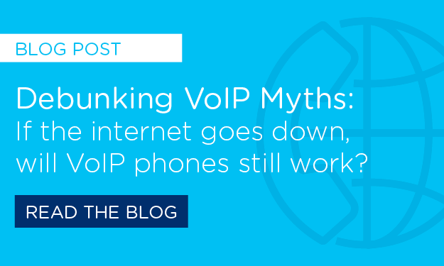 Debunking VoIP myths blog post