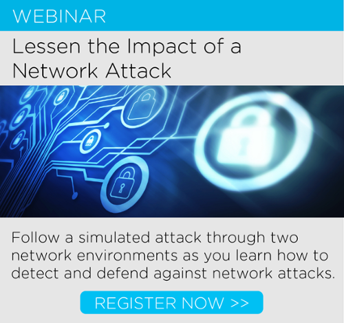 Network Security Webinar