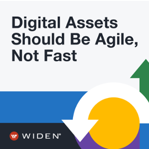 Digital Assets Should Be Agile, Not Fast: See why agile teams, assets, and processes create collaborative content, better brands, and faster content marketing