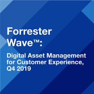 Forrester Wave: Digital Asset Management for Customer Experience, Q4 2019 Preview