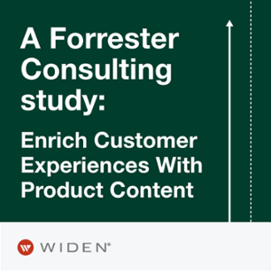 A Forrester Consulting study: Enrich Customer Experiences With Product Content