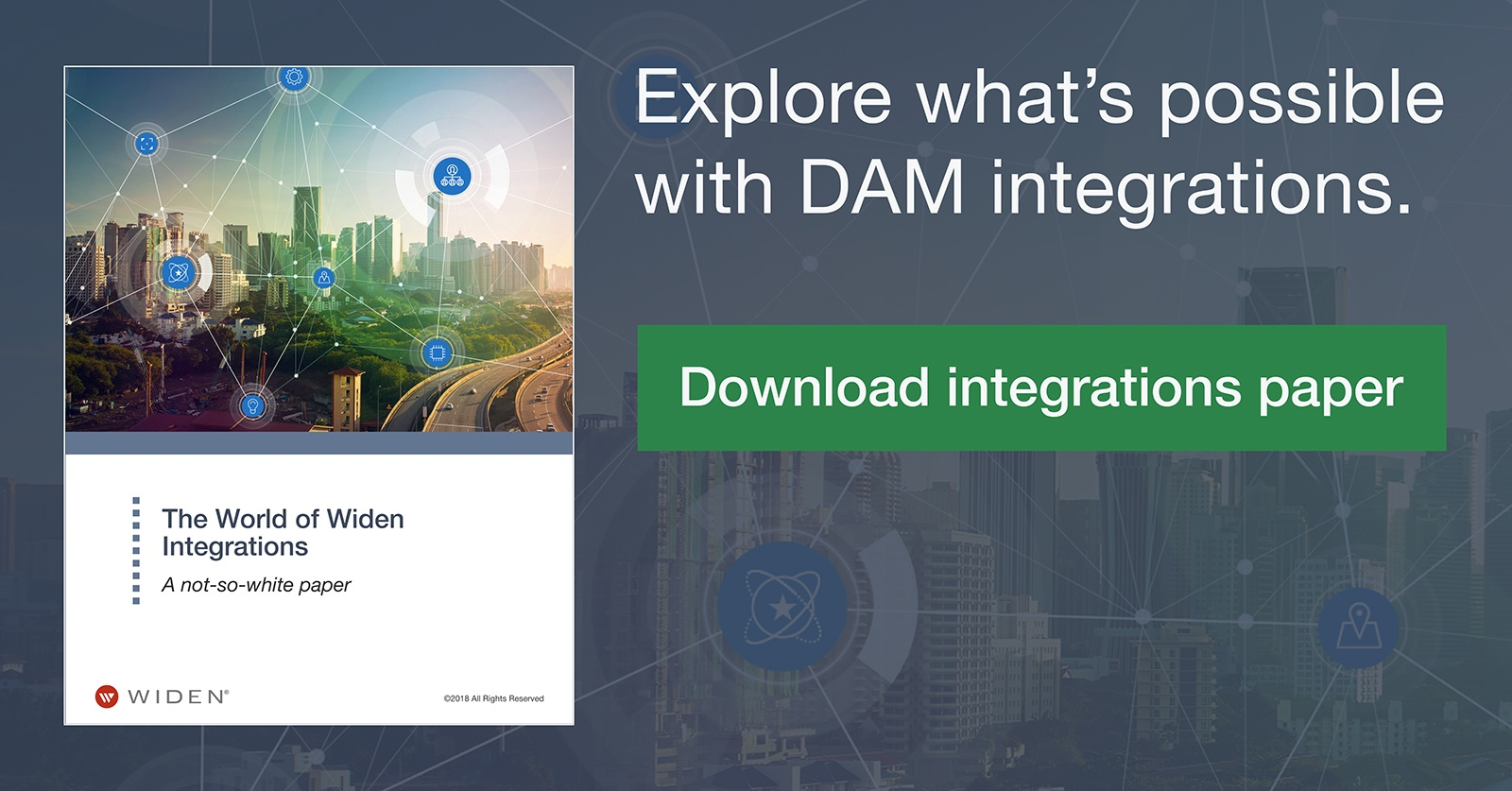 Explore what's possible with digital asset management integrations with CMS, PIM, and other tools.