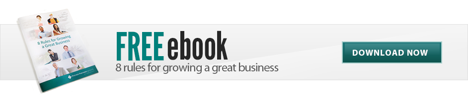 Free Ebook 8 rules for growing a great business