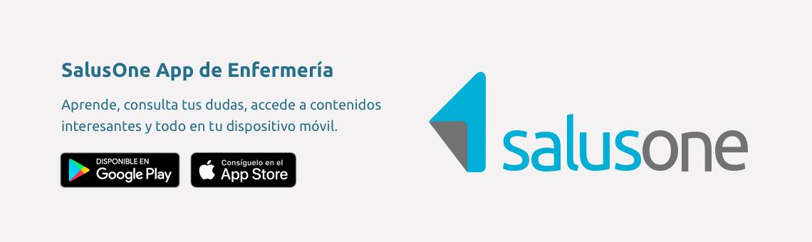 SalusOne app enfermería