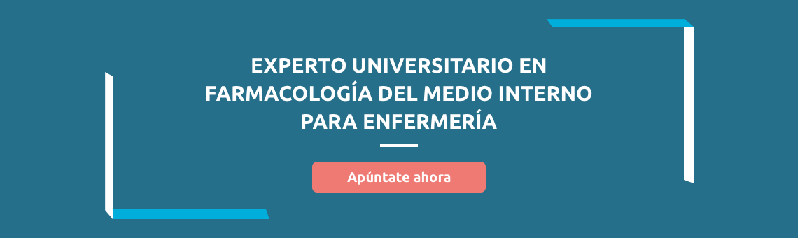 Experto universitario en farmacología del medio interno