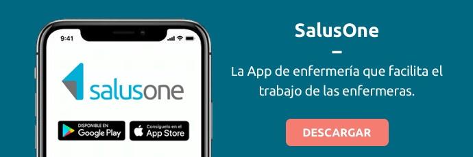 App Enfermería SalusOne