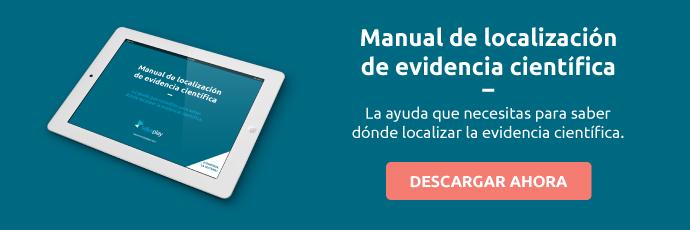 Guía de Localización de evidencia científica