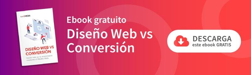 eBook GRATUITO | Diseño Web y Conversión
