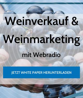 Whitepaper Weinmarketing mit Webradio