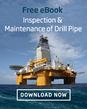 Inspection and Maintenance of drill pipe