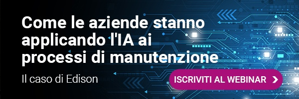 Webinar - AI&Manutenzione