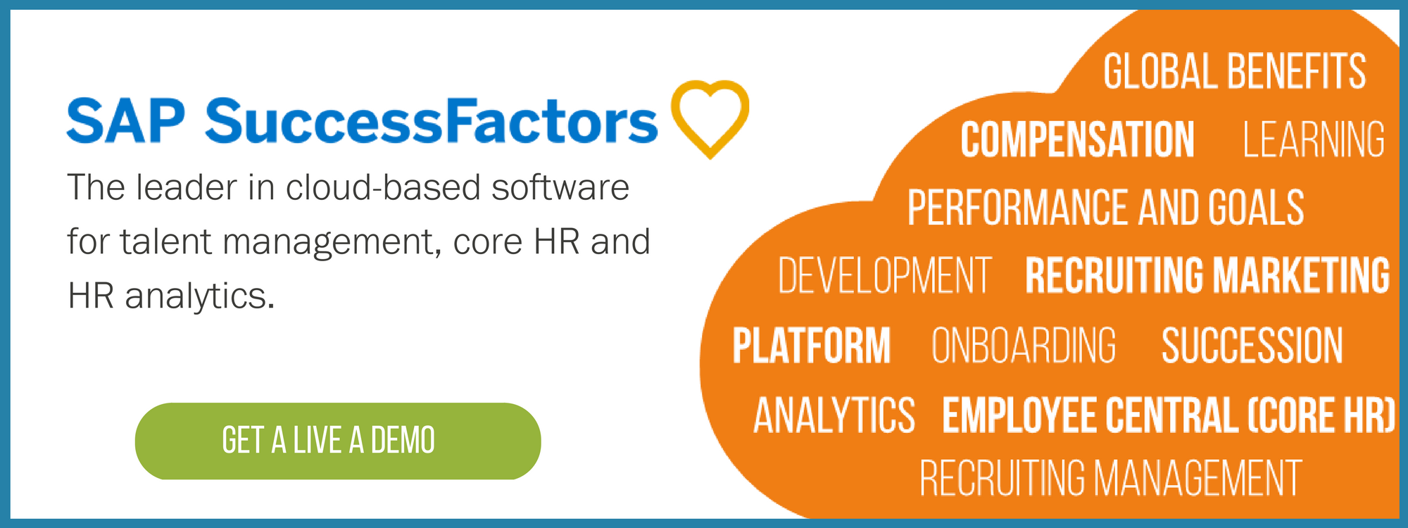 Learn more about SAP SuccessFactors