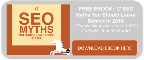 17 SEO Myths stop wasting your time cta