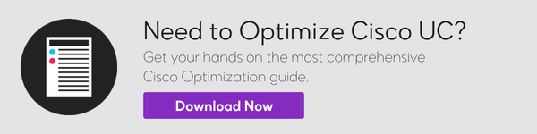 Download Cisco UC Optimization Guide
