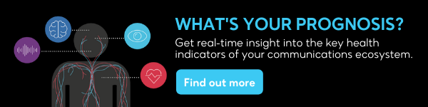 Find out how to get real-time insight into your communications ecosystem