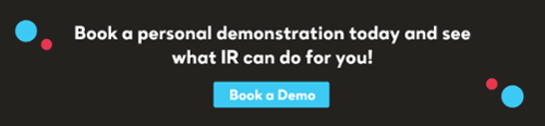 IR Book a Demo