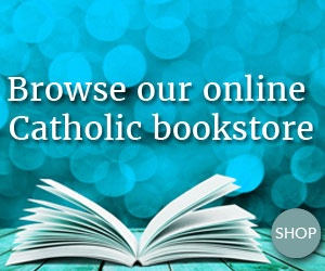 Shop for inspiring Catholic books!