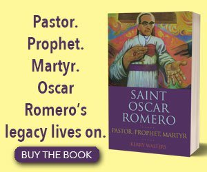 Preorder Saint Oscar Romero today!