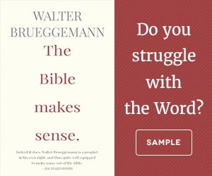 The Bible Makes Sense by Walter Brueggemann