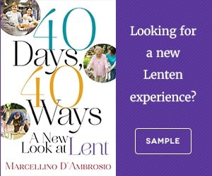 40 Days, 40 Ways by Marcellino D'Ambrosio