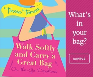 Walk Softly and Carry a Great Bag