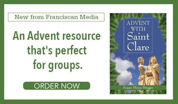 Advent with Saint Clare