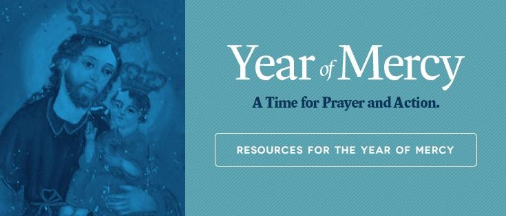 Year of Mercy resources from Franciscan Media