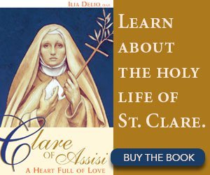 Clare of Assisi: A Heart Full of Love by Ilia Delio