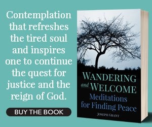 Wandering and Welcome: Meditations for Finding Peace by Joseph Grant