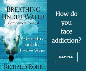 Breathing Under Water Companion Journal by Richard Rohr