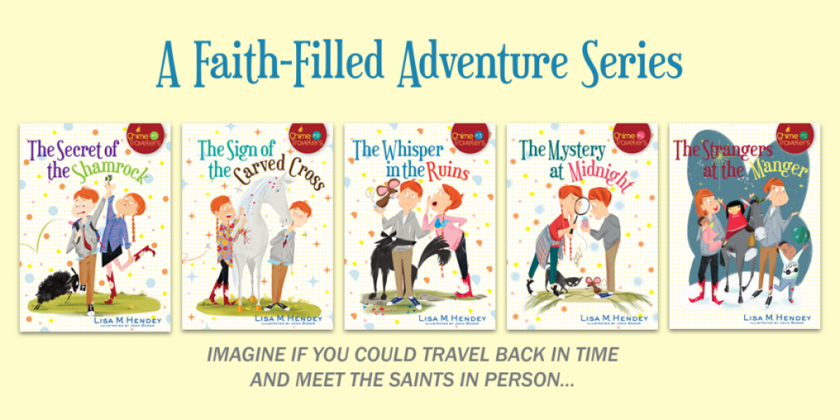 Chime Travelers | A faith filled adventure series