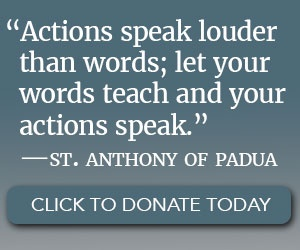St Anthony of Padua Feast Day