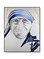 Download Your Saint Teresa Art Work Now!