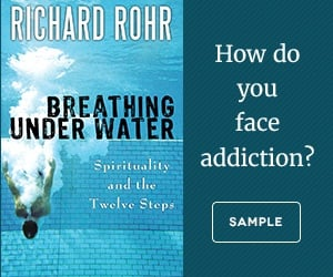 Breathing Under Water by Richard Rohr