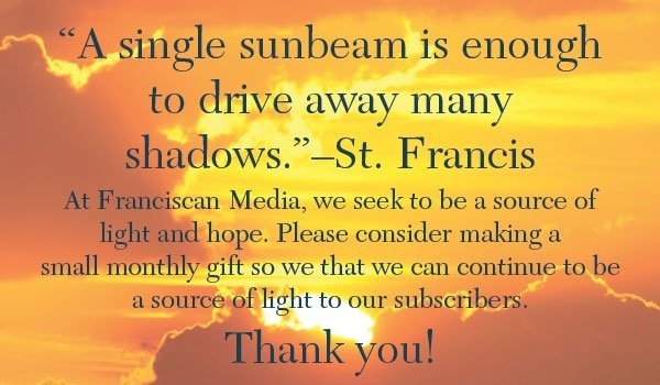 Help us in our mission to spread the Gospel in the spirit of St. Francis!
