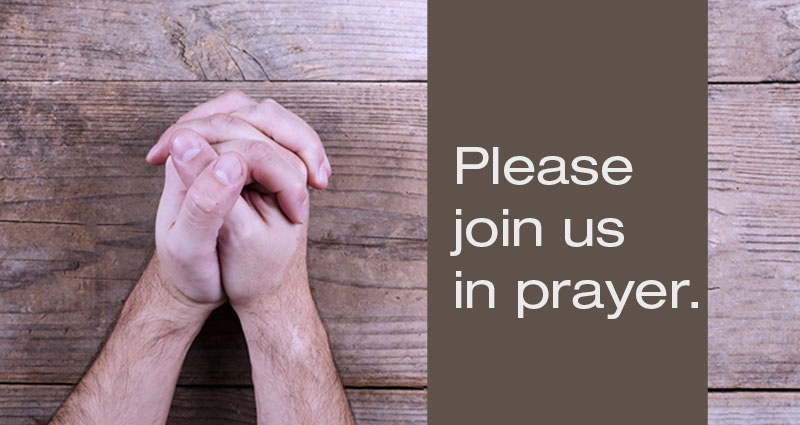 Prayer is powerful!