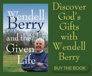 Wendell Berry 3D