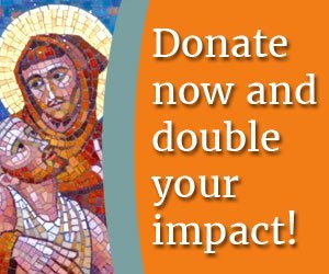 Donate now and double your impact.