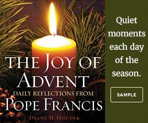 The Joy of Advent by Diane M. Houdek