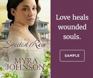 The Sweetest Rain by Myra Johnson